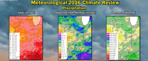 2016 Precipitation
